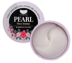 Koelf Pearl & shea butter hydrogel eye patch