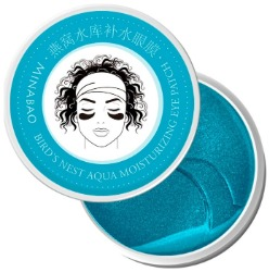 Minabao Bird's Nest Aqua Moisturizing Eye Patch