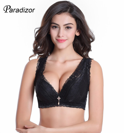 2016-women-bra-cotton-polyester-push-up-bra-thick-B-cup-bra-for-women-lace-sexy